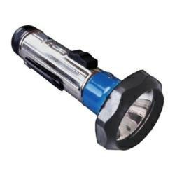 Kleinere Retro Taschenlampe mit moderner LED-Technik inkl. 2x Baby Batterien CRONE