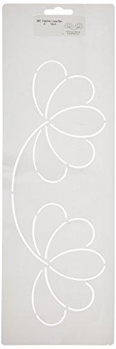 Quilting Creations Border Design Quilt Stencil, 4