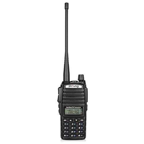 Pofung UV-82 Dual-Band 136-174 400-520 MHz FM Ham Two-Way Radio