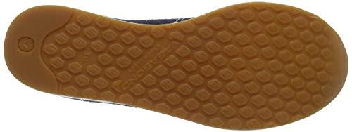 Vagabond A Alto Blue 64 Sneaker Casey dark Donna Collo Blau EBqFBw