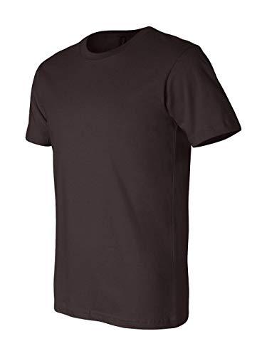 (Canvas - Men's Greenwich T-Shirt >> XL,BROWN)