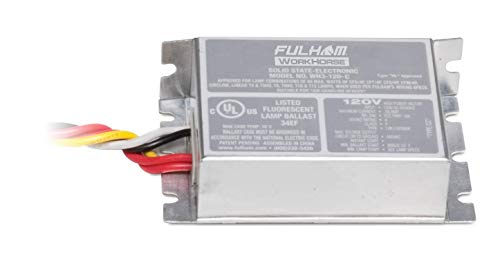 Fulham Lighting Fulham Workhorse Adaptable Ballast, WH3-120-C