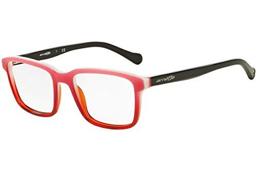 Arnette - BARNSTORMER AN 7102-1186 Eyeglasses CANDY RED 51mm ()