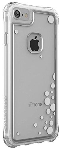 Ballistic Jewel Essence Etui pour iPhone 7 Bulles Argent
