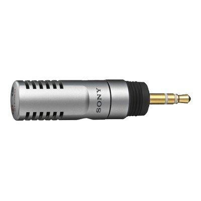 Sony ECM-DS30P Microphone SONY BUSINESS MIC ADJ ANGLE Electret - Detachable - 100 Hz to 10 kHz - (Ecmds30p Microphone)