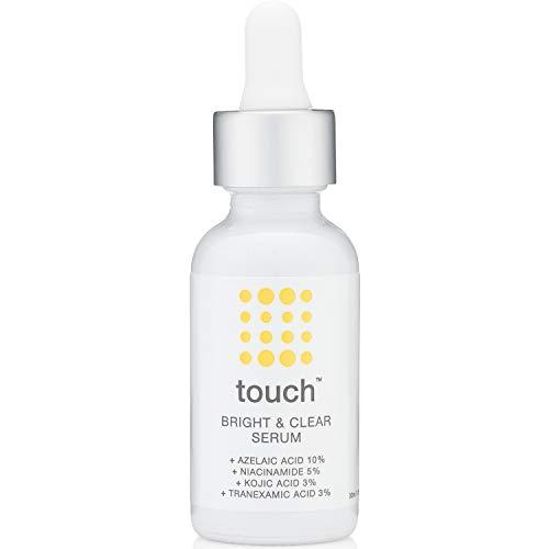 10% Azelaic Acid Skin Brightening Serum Dark Spot Corrector & Remover for Face - 5% Niacinamide, 3% Kojic Acid, 3% Tranexamic Acid - Hydroquinone-free Hyperpigmentation, Age Spot, Melasma Treatment