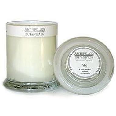 Archipelago Botanicals Savannah Glass Jar Candle