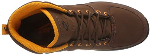 velvet Hombre Manoa Leather Nike Brown orange Peel black Para 203 De Brown Brown fauna Marrón Gimnasia Zapatillas fauna q4Yd4w6