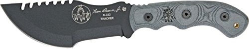 Tops Knives Tom Brown Tracker T-2 Fixed Blade Knife by TOPS Knives