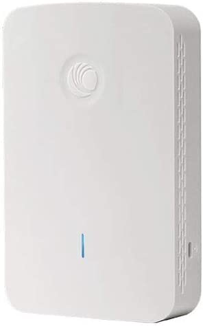 Cambium Networks Wall Plate WLAN Mesh Integrated BLE AP| PL-E430H00A-US cnPilot e430H High Powered Indoor 802.11ac Wave 2 2x2 MU-MIMO