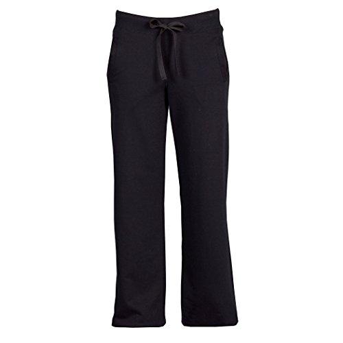 Price comparison product image HTC Bundle: Junior Fit Fleece Sweatpant & 10% OFF Coupon(Black - S)