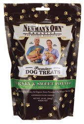 NEWMANS OWN ORGANIC PET TREAT TRKY & SWT PTO ORG3 10OZ
