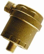(Cash Acme 24090 AV Series 1/8-Inch Brass Air Vents )
