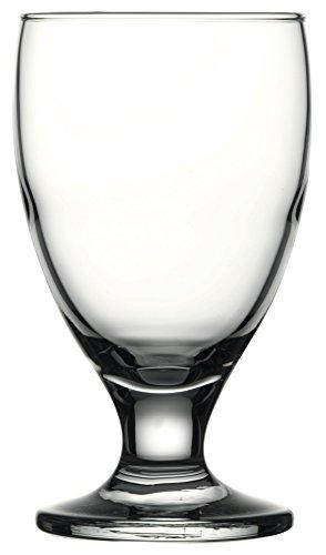 Hospitality Glass Brands 44701-048 Capri Banquet Goblet (Pack of 48), 10 (Banquet Goblet Glass)