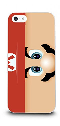 Super Mario Hard Case for iPhone SE/5S/5 - 6
