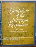 Campaigns of the American Revolution, Douglas W. Marshall and Howard H. Peckham, 0472233009