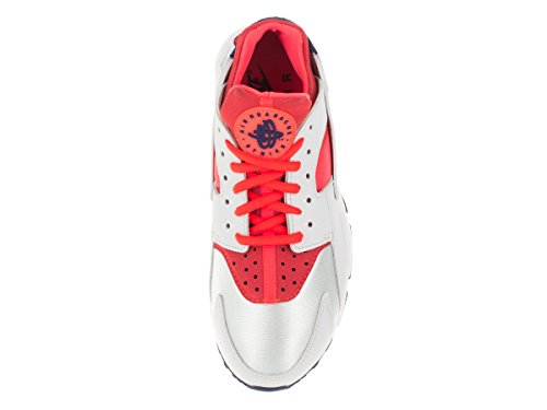 Zapatillas De Brght Deporte Huarache Plateado Platinum pr Mujer Air Wmns Run lyl Para Bl Crmsn Nike IF1HI