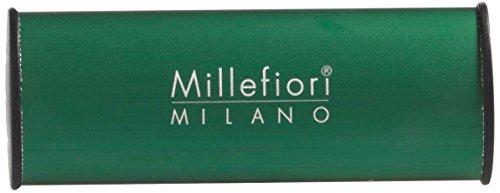 Millefiori Milano VerdeCar Air Freshener, Muschio Bianco