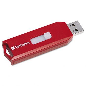 Verbatim® Store 'n' Go® USB Flash Drive DRIVE,USB,16 GB,RD 00700 (Pack of2)