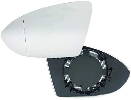 Spiegelglas Ersatzspiegel Links Fahrerseite Asphärisch 5g0857521 Auto