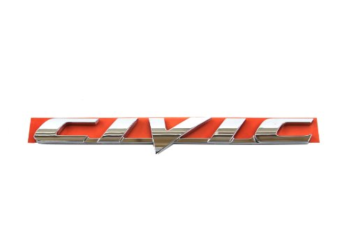 honda civic 06 emblem - 7