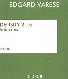 Density 21.5 For Flute English