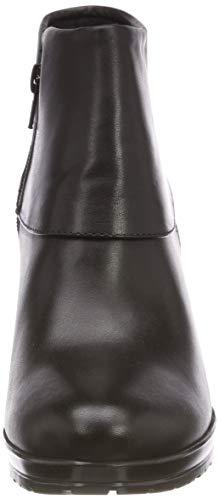 21 1 Noir Tamaris 25460 Femme Botines black nwpw8T14