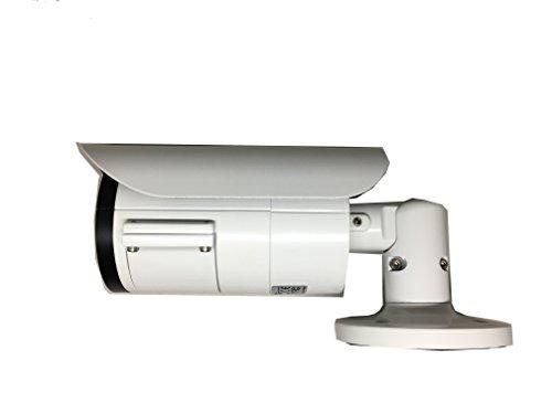 101AV 2.4Megapixel CMOS Image Sensor in Outdoor Security Bullet Camera 1080P True Full-HD 4 in 1 TVI, AHD, CVI, CVBS 2.8-12mm Lens DWDR OSD Camera White