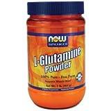 Now Foods L-Glutamine, 1lb ( Multi-Pack)