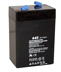 6v 4ah sealed lead acid battery - 5