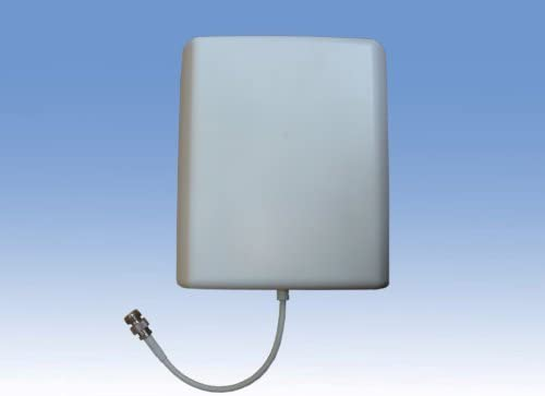 698-2700MHz 8dB Wide Band Wall Mount Panel Antenna for Verizon Wireless Ad3700 Global USB Modem Zte Ad3700 USB Modem 31axBopP5rL