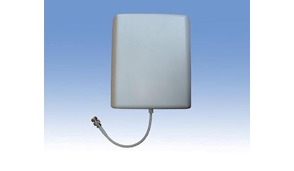 Maxmostcom 698-2700 MHz 8dB Antena de panel de montaje ...