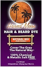 "Red/Orange ""Pure"" Henna Hair Dye 100 Grams"