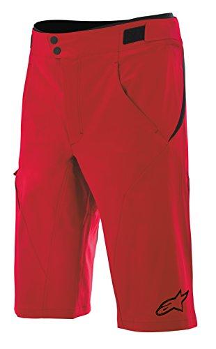 Pathfinder De Pour Rouge noir Base Short Homme Alpinestars w6H7IxI