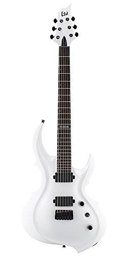 ESP FRX LFRX401SW Solid-Body Electric Guitar, Snow White
