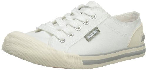 Rocket Sneaker Bianco white Donna Jazzin Dog n00WacCq4