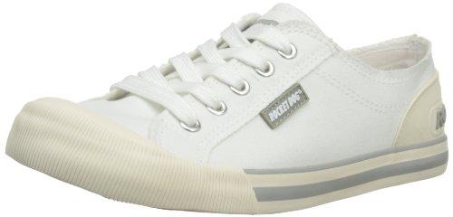 Rocket Dog Donna Sneaker Jazzin white Bianco AAwOrTq