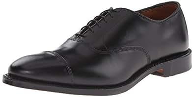 Allen Edmonds Men's Park Avenue Cap Toe Oxford,Black,6.5 D