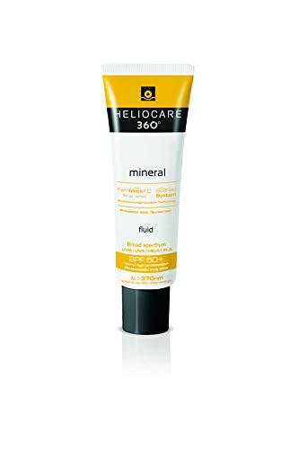 Heliocare 360 Mineral SPF 50 50ml (Sealed Titanium Range)