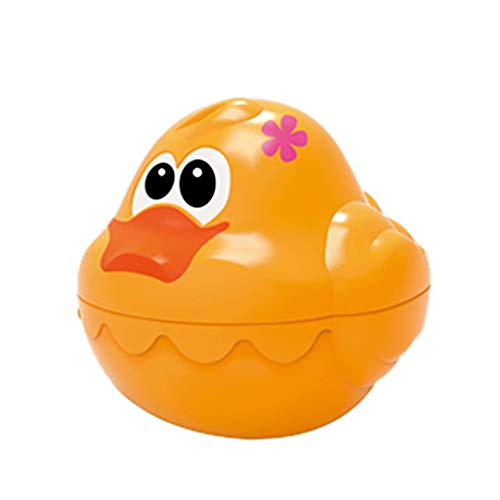 XIANAER Children Bathing Stacked Duck Beach Bathroom Water Toy Baby Bath Toy Set (4 Pack) - Baby Boat Toys (Best Christmas Gift For A Duck Hunter)