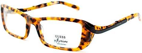 Guess MARCIANO Damen GM101-52-DEMI AMBER Sonnenbrille, BRAUN, 52/17/135