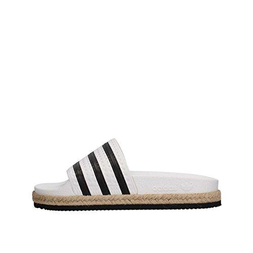 adidas Woman Slipper CQ3092 White CQ3092 adidas BrqgnaB