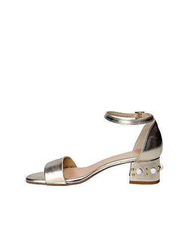 Sandalo Shoes Tacco 1333 Donna Grigio Grace wq4FO