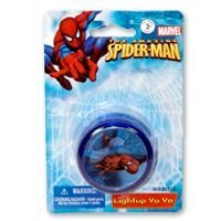 Party Bag Spiderman Light-Up Yo-Yo by Gift Basket 4 Kids