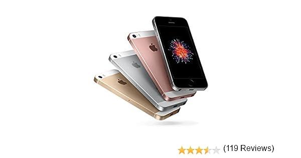 Apple iPhone SE 64GB Oro(Reacondicionado): Amazon.es: Electrónica