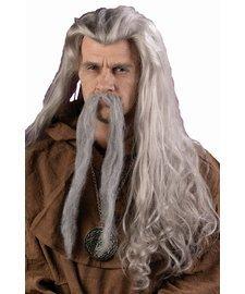 Gandalf Wig (Wizard Wig)