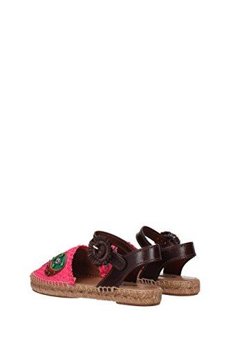 40CE0089AG511 Espadrillas EU Donna Dolce amp;Gabbana Rosa Rafia 7wnxqnUSfv