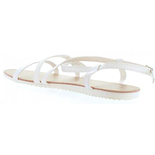 Sandalias de Mujer URBAN B712600-B7200 WHITE