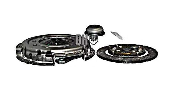 Amazon.com: JP GROUP Clutch Kit Fits PEUGEOT CITROEN 106 II 205 206 Hatchback Sw Ax 205289: Automotive