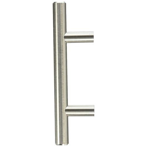 *10 Pack* Cosmas Cabinet Hardware Satin Nickel Euro Style Bar Pull #305-2.5SN